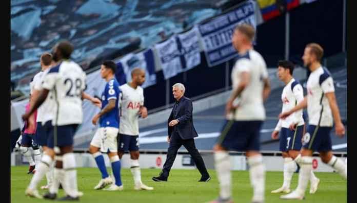 Dipermalukan Everton, Mourinho Tuding Pemain Tottenham Malas-malas