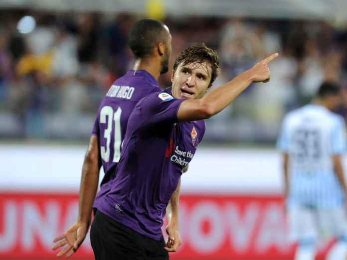 Juventus Terus Coba Datangkan Federico Chiesa