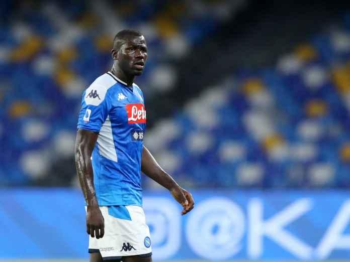 Kalidou Koulibaly Bakal Segera Tinggalkan Napoli