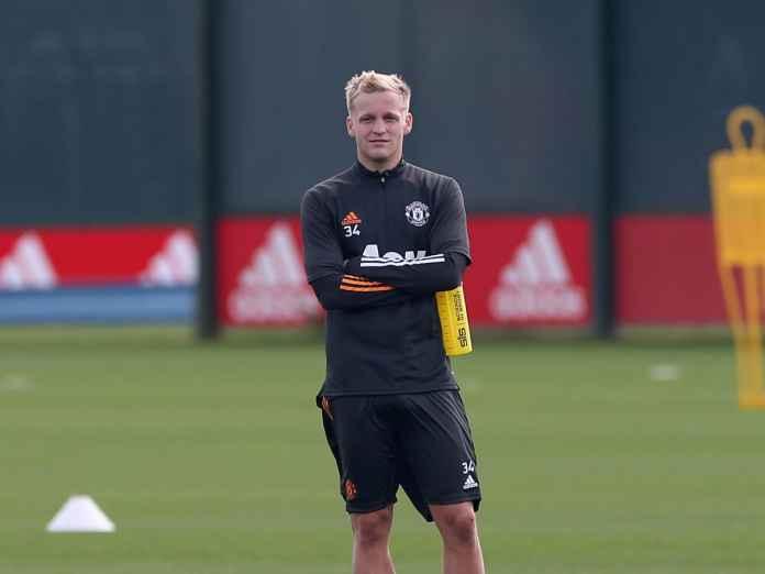 Legenda Arsenal Akui Van de Beek Rekrutan Fantastis MU