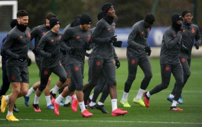 Chelsea Tanpa Tiga Pemain Di Awal Musim Baru