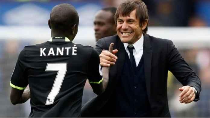 Chelsea Hadang Inter Memboyong N'Golo Kante