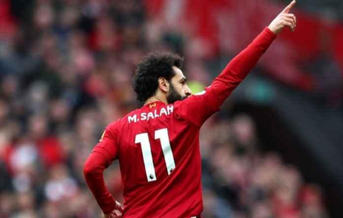 Liverpool Tunggu Janji Mohamed Salah Musim Depan