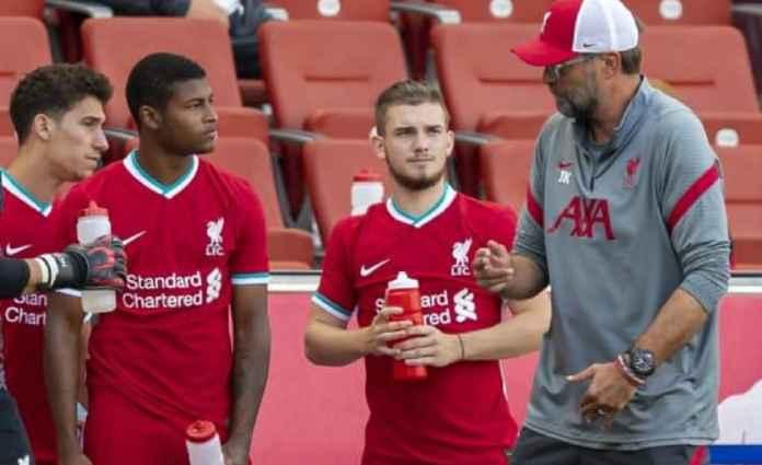 Wonderkid Liverpool Selangkah Lagi Gabung Sheffield United