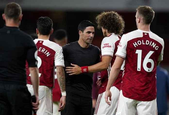 Arsenal Jadikan Laga di Leicester Ajang Mainkan Dua Pemain Baru