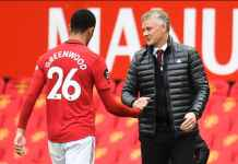 Manchester United Minta Greenwood Tak Usah Dipanggil Timnas Inggris