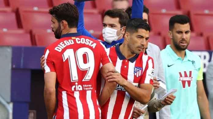 PSG Bikin Diego Costa Buka Peluang Cavani Gabung Atletico