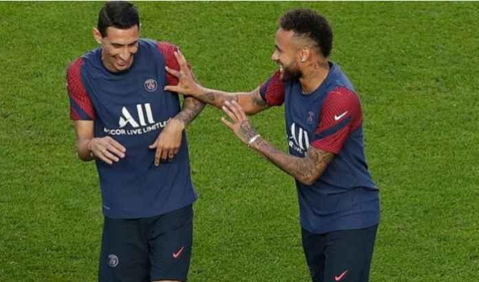 Neymar dan Dua Bintang PSG Positif Terpapar