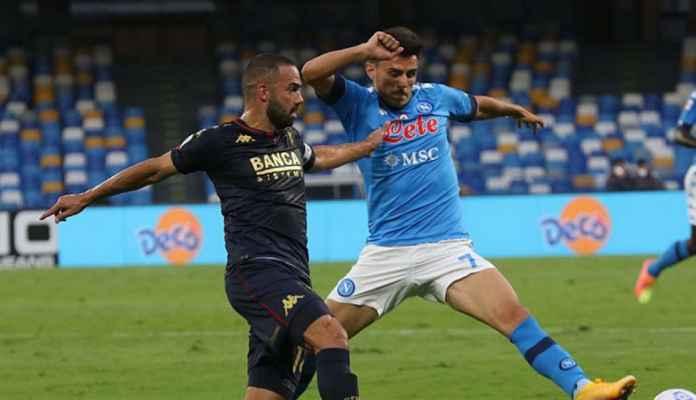 Genoa Makin Susut, 14 Dinyatakan Positif Usai Tanding Kontra Napoli