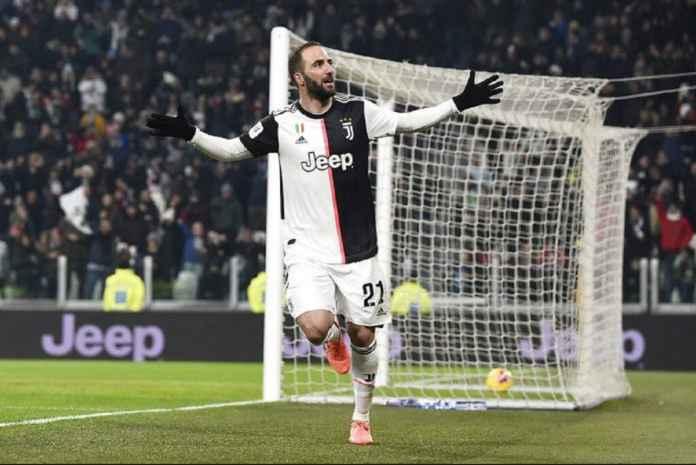 Juventus Lepas Gonzalo Higuain ke Inter Miami