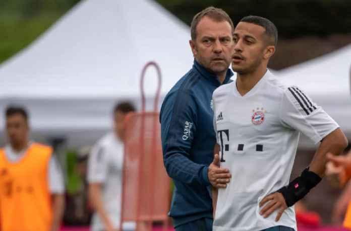 Bayern Munchen Ucapkan Selamat pada Liverpool Dapatkan Thiago
