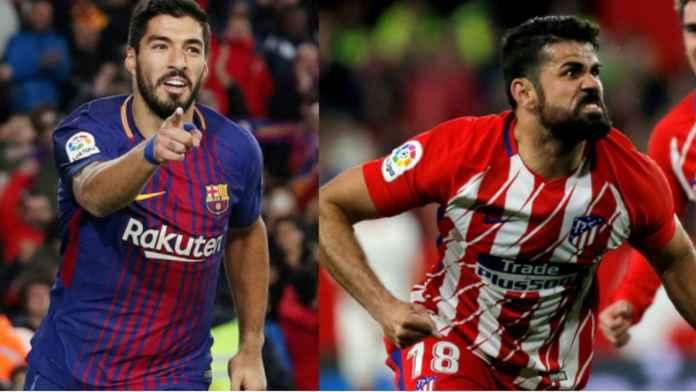 Luis Suarez Diyakini Bawa Atletico Madrid Jadi Penantang Gelar