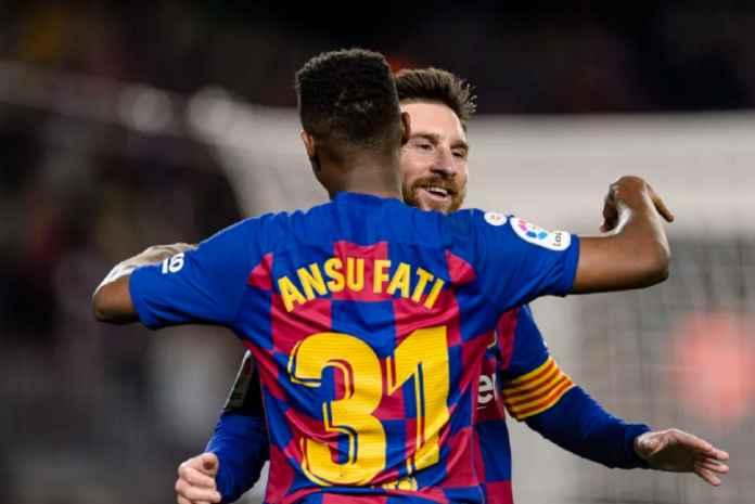 Resmi Perkuat Tim Utama Barcelona, Ansu Fati Tambah Mahal