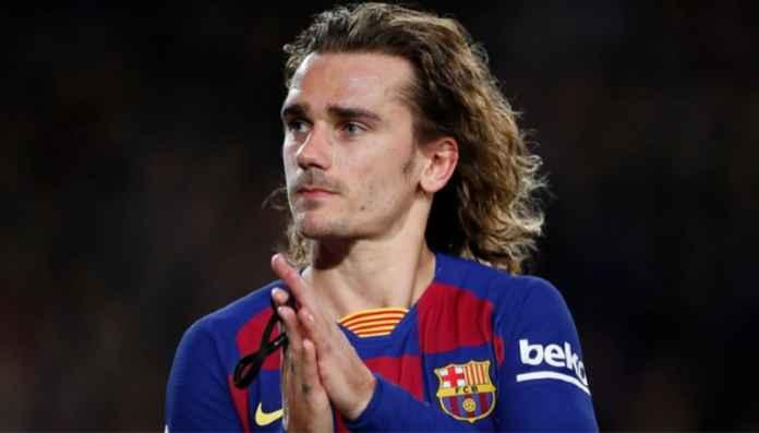 Antoine Griezmann akhirnya mendapatkan nomor idealnya di Barcelona