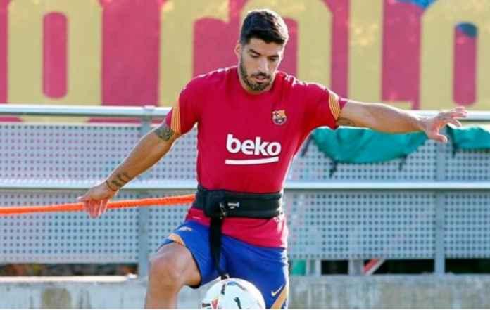 Batal ke Juventus, Pelatih Barcelona Beri Angin Segar pada Luis Suarez