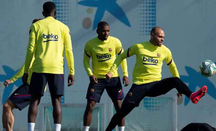 Barcelona Tak akan Andalkan Braithwaite Usai Cedera Jelang Hadapi Villarreal