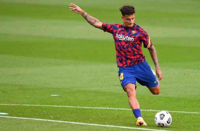 Philippe Coutinho Kembali Kenakan Jersey Legendaris Barcelona