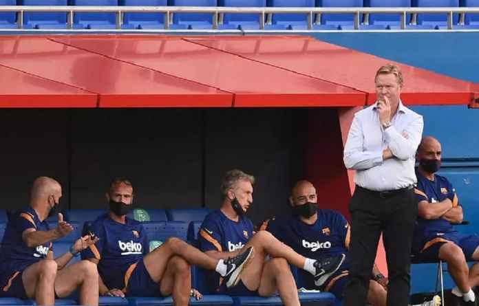 Ronald Koeman Ungkap Skuad Pertamanya Jelang Barcelona vs Villarreal