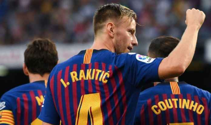 Barcelona Resmi Kembalikan Ivan Rakitic ke Sevilla