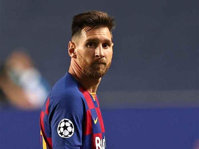 Lionel Messi Batal Hengkang Dari Barcelona, Ini Sebabnya