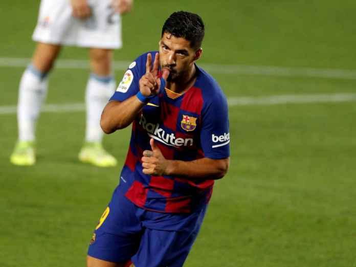 Liverpool Disarankan Boyong Luis Suarez