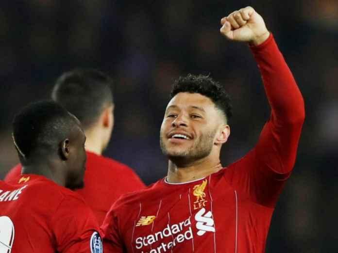 Liverpool Tidak Berniat Jual Alex Oxlade-Chamberlain