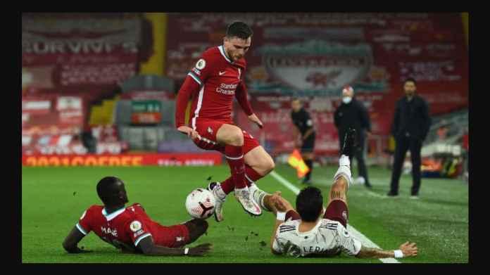 Hasil Liga Inggris: Liverpool Luar Biasa Dominan Atas Arsenal, Tiga Kemenangan Dari Tiga