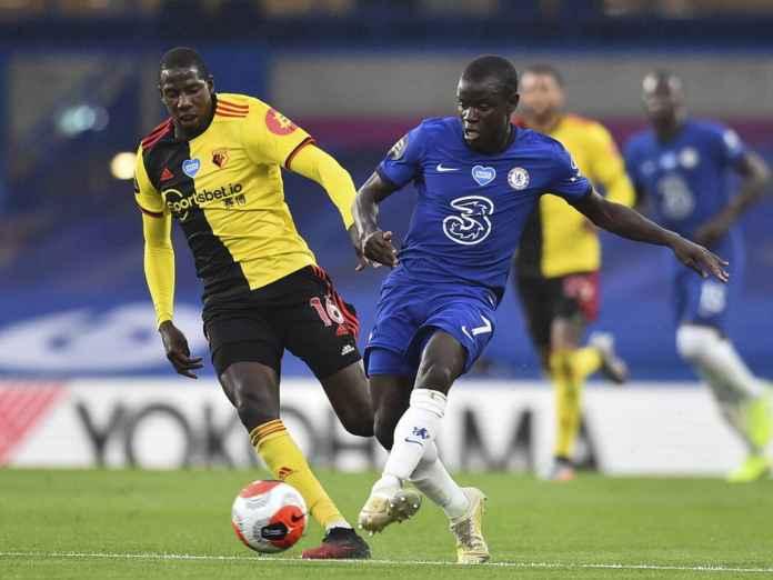 Manchester United Pertimbangkan Boyong N'Golo Kante