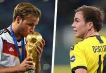 Mario Gotze yang dijuluki Messi Jerman akan kembali ke Bayern Munchen