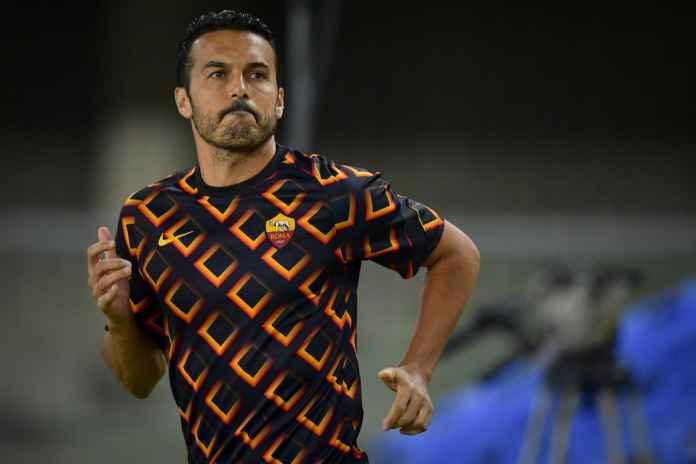 Pedro Rodriguez Siap Jadikan AS Roma Tim Pemenang