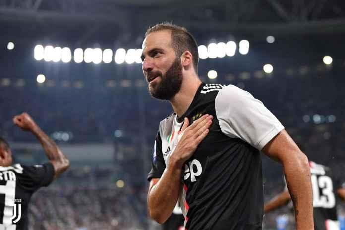 Pemain Juventus Gonzalo Higuain akan transfer ke klub Inter Miami milik David Beckham