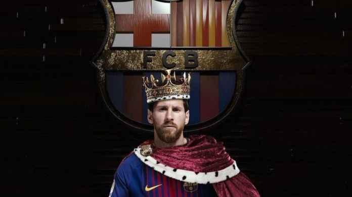 Pengaruh besar Lionel Messi di Barcelona