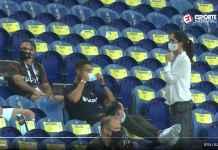 Cristiano Ronaldo Saja Tak Marah-marah Saat Ditegur Agar Pakai Masker