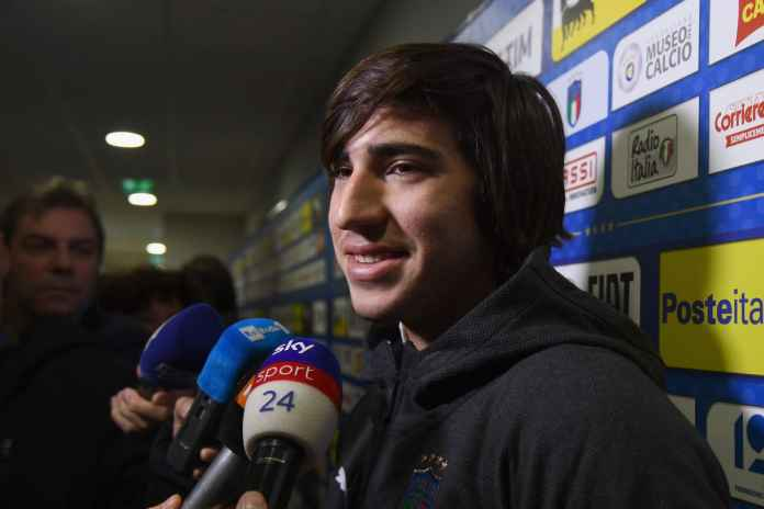 Sandro Tonali Gabung AC Milan, Ini Kata Pioli