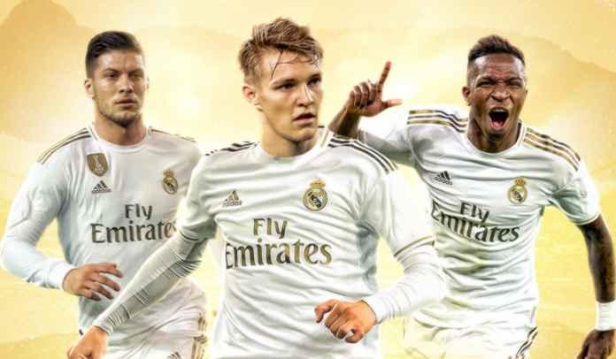 Jovic dan Odegaard Masuk Skuad Real Madrid di Sociedad, Hazard Absen