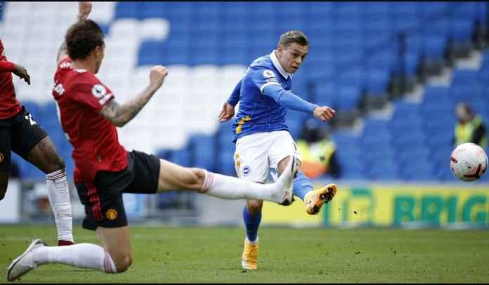 Brighton Kalah 2-3 Dari Man Utd, Tapi Setidaknya Samai Rekor Ronaldo