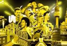 Sponsor baru Borussia Dortmund - Dew21