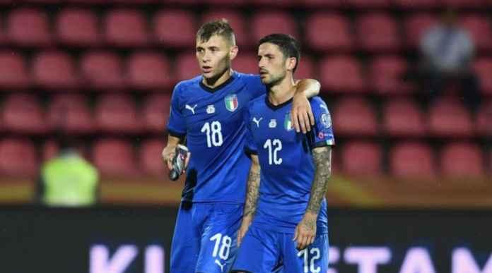 Hasil UEFA Nations League: Pemain Anyar Inter Selamatkan Italia 1-1 Bosnia