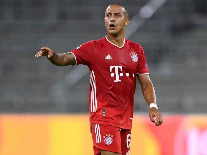 Thiago Alcantara Isyaratkan Bertahan di Bayern Munchen