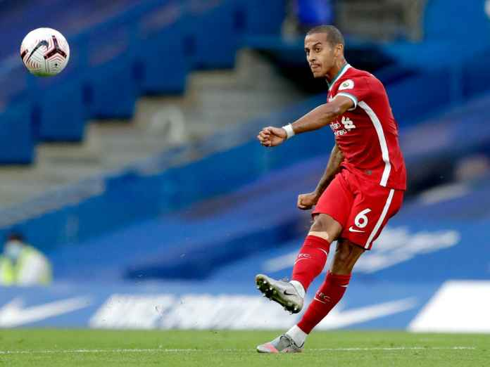 Thiago Alcantara Sukses Bikin Legenda Liverpool Terkesan