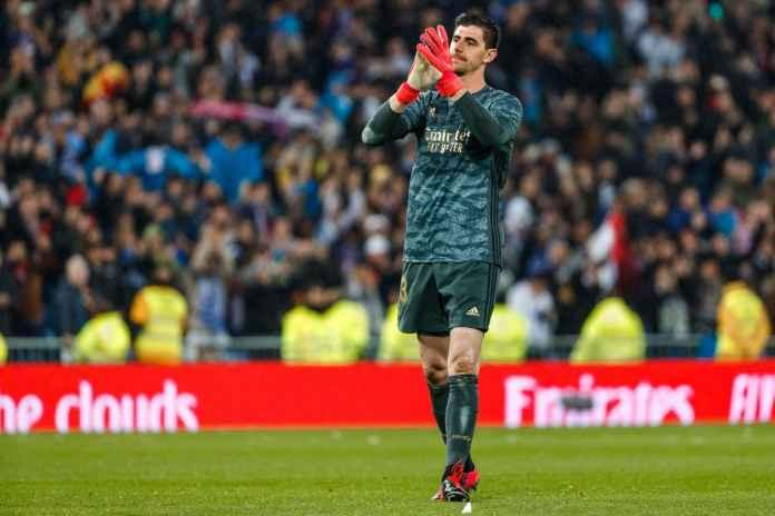Thibaut Courtois Ingin Ikuti Jejak Iker Casillas