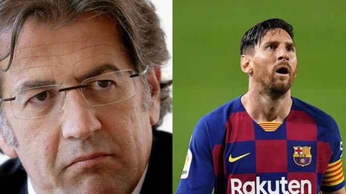 Toni Freixa tegaskan Lionel Messi hengkang dari Barcelona - Liga Spanyol