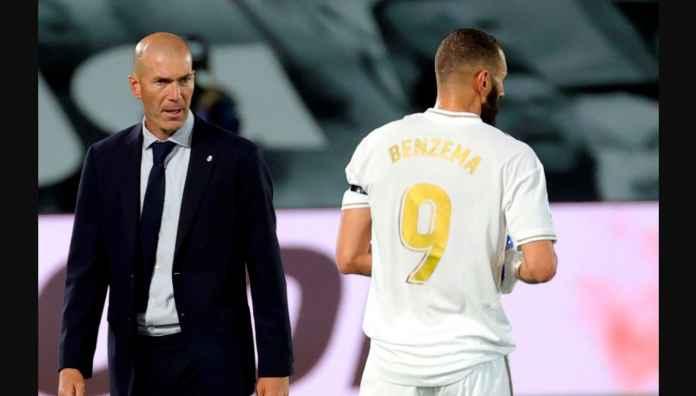 Dilema Zidane di Real Madrid, Tim Berpengalaman Atau Pemain Muda?