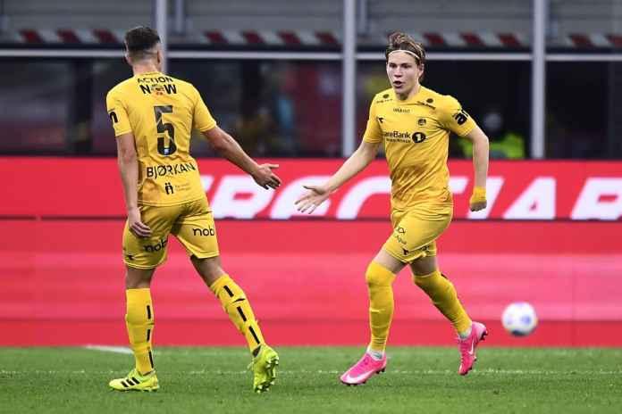 AC Milan Berhasil Rekrut Pemain Muda Norwegia
