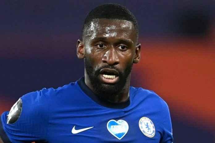 Antonio Rudiger Akan Tinggalkan Chelsea di Bulan Januari
