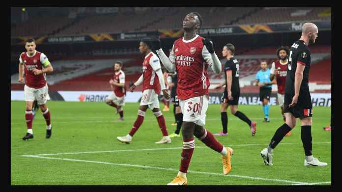 Rangkuman Hasil Liga Europa: Arsenal, Leicester, Milan Menang, Tottenham Kalah