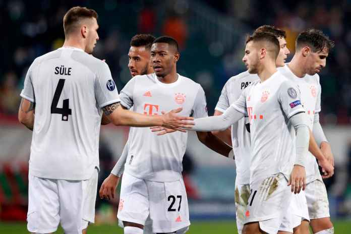 Bayern Munchen Rayu Pemain Kuncinya Tetap Bertahan