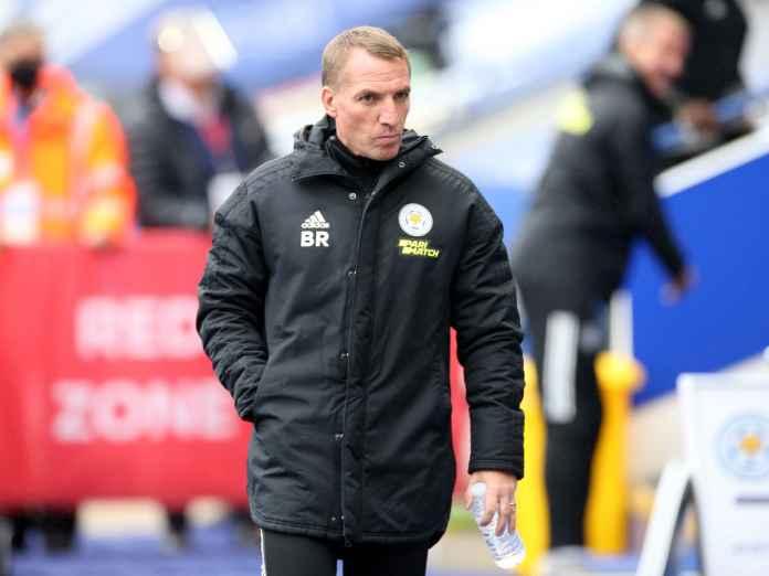 Brendan Rodgers Sentil Bek Leicester Usai Kalah Dari West Ham
