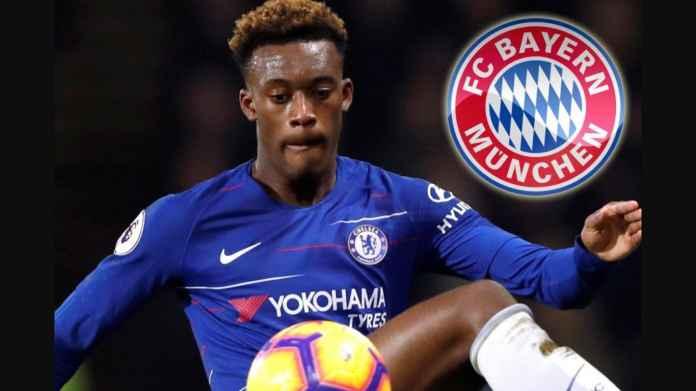 Nyaris Tak Ada Peluang Transfer Hudson-Odoi ke Bayern Munchen