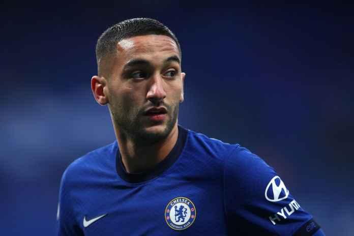 Chelsea diminta untuk tidak memaksa Hakim Ziyech